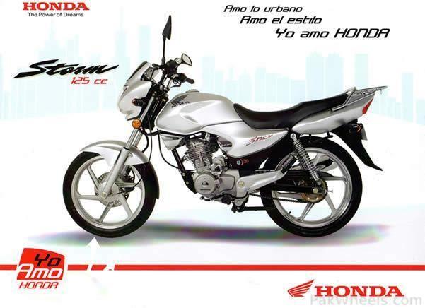 Honda E Storm 125cc