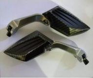 Carbon Aluminium Mirrors includes