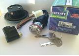 Suzuki Gn Lock Set