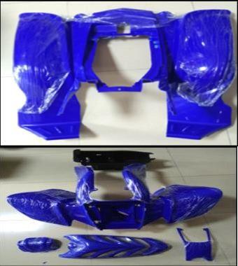 Quad Bike Plastics